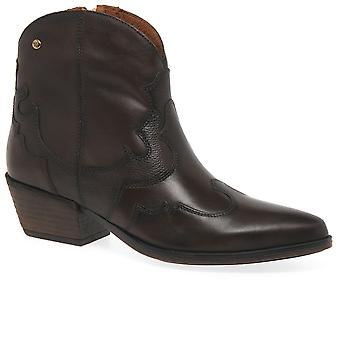 Pikolinos Vergel Womens Ankle Boots