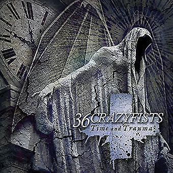36 Crazyfists - Time and Trauma [CD] USA import