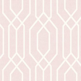 New York Geo Trellis Wallpaper Arthouse