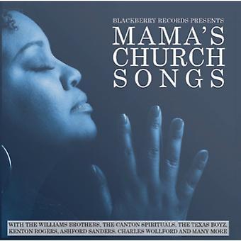 Various Artist - Mama's Church Songs [CD] USA import