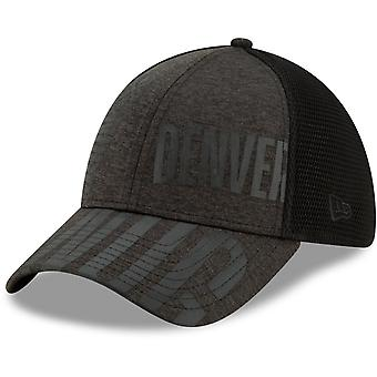 New Era 39Thirty Cap - NBA TIP OFF Denver Nuggets schwarz