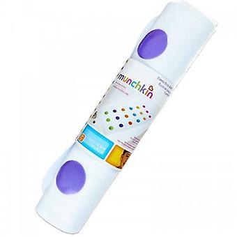 Munchkin Bath Mat Dots Brand New Non Slip Children