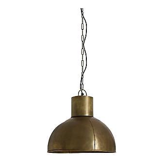 Light & Living Hanging Pendant Lamp D43x43cm Ekin Antique Bronze