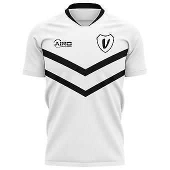 2020-2021 Vitoria de Guimaraes Home Concept Fußball Shirt - Baby