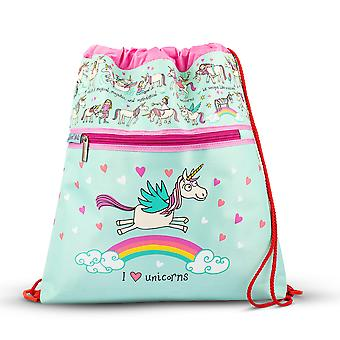 Tyrrell Katz Unicorns Design Children's Kitbag