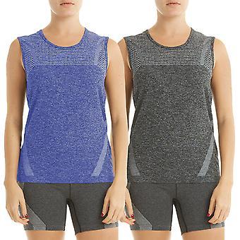 Beachbody Womens Adapt Moisture Wicking Training Tee Vest