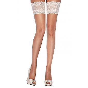 Charnos Bridal Lace Top Hold Ups