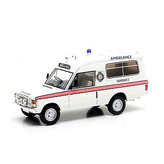 Range Rover Lomas Ambulance (1972) Resin Model Car
