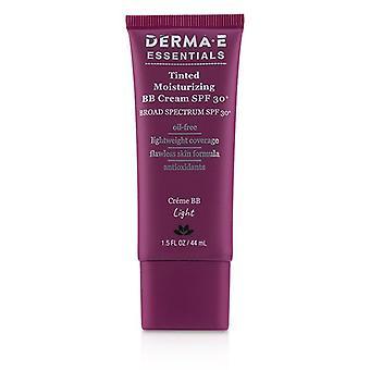Derma E Essentials tonade fuktgivande BB Cream SPF 30 (oljefri)-ljus-44ml/1.5 oz