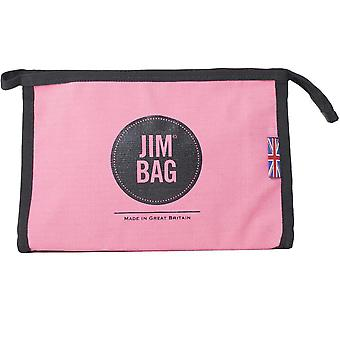 JIMBAG Pink Travel Sports Wash Bag