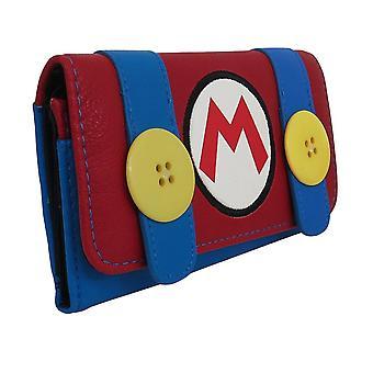 Portafoglio Nintendo Mario Bros.Coveralls Donne's