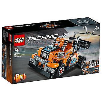 LEGO 42104 Technic Race Truck & Race Car en Set