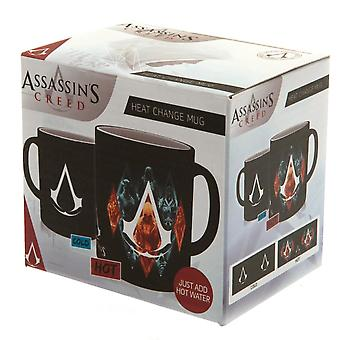 Assassins Creed Heat Changing Mug