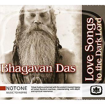 Bhagavan Das - Love Songs to the Dark Lord [CD] USA import