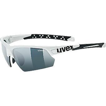 Uvex Sportstyle 224 CV الأبيض Colorvision لايتميرور الحضرية