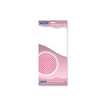 PME Classic Dot Design Embossing Impression Mat