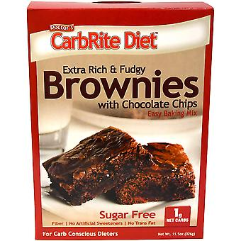 Universal Nutrition Doctor's CarbRite Diet Sugar-Free Brownie Mix
