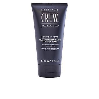 American Crew afeitado clásico Skincare hidratante afeitado crema 150 Ml para hombres