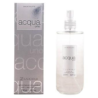 Women's Perfume Acqua Uno Luxana EDT