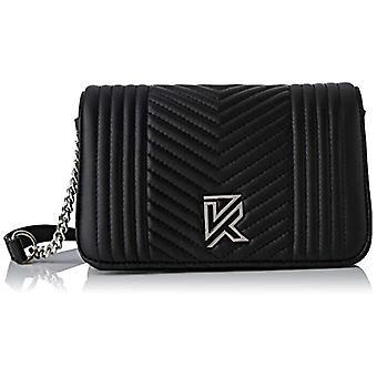 Kaporal Yedel Black Hand Bag (Black W04) 9x13x22 cm (W x H x L)