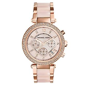Michael Kors Ladies' Parker Watch - MK5896 - Pink