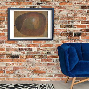 Paul Klee - hedelmät Juliste Tulosta Giclee