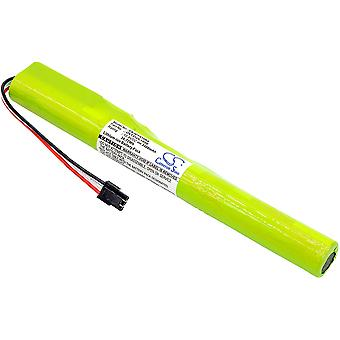 Battery for Honeywell 160000-0000 OVT31OL1R00 Intermec OVT31OL1R01 Thor VM1 VM2