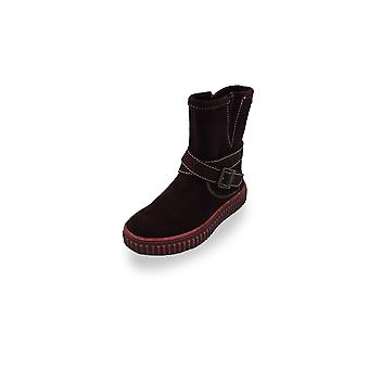 Lurchi nelly-tex burgundy waterproof boots