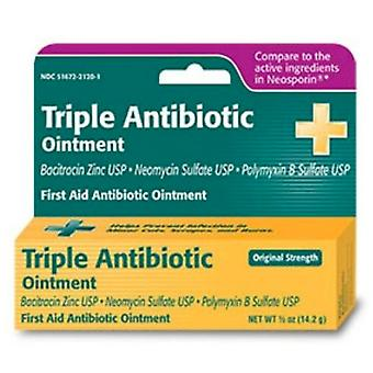 Taro triple antibiotic ointment, 1 oz