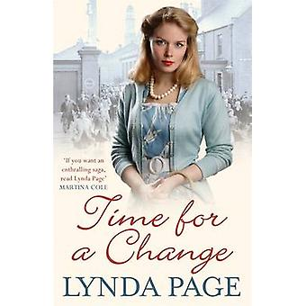 Time for a Change by Lynda Page - 9780755338801 Book