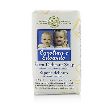 Carolina & edoardo extra delicado sabão protetor e nutritivo 208640 250g/8.8oz
