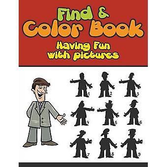Find  Color Book Having Fun with Pictures by Packer & Bowe