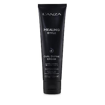 Lanza Healing Style Curl Define Cream (control 2) - 125ml/4.2oz