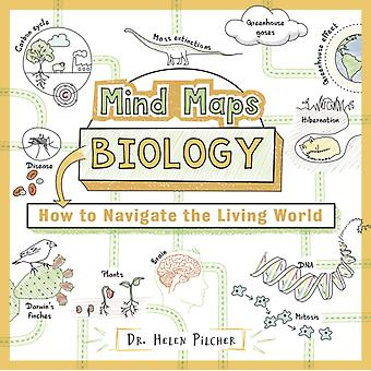 Mind Maps Biologie door Helen Pilcher
