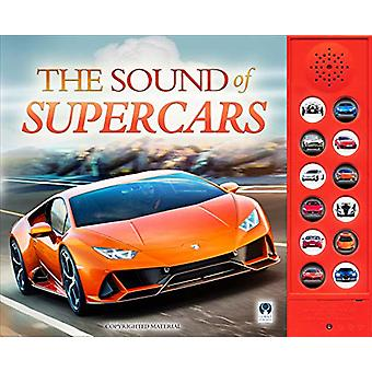 The Sound of Supercars by A C Pinnington - 9781908489432 Book