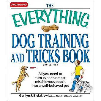 ההדרכה כלבים כל הספר טריקים-כל מה שאתה צריך כדי להפוך את איב