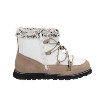 Luhta LILJA Dames laarzen witte lace-up laarzen winter