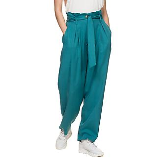 Dixie Women's Wide-Leg Trousers With Belt