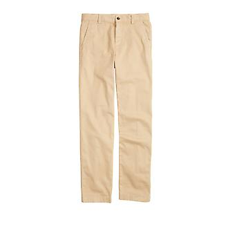 Brooks Brothers Boys' Khaki Chino Pants