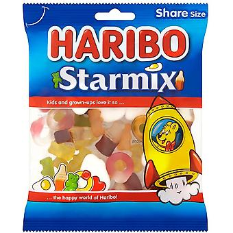 HARIBO Starmix 1.7kg, bulk sweets, 12 packs of 140g