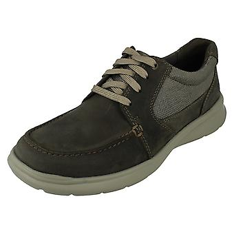 Mens Clarks Casual Shoes Cotrell Lane