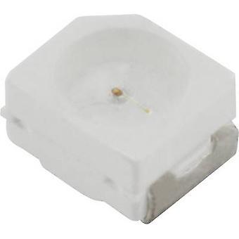 HuiYuan SMD LED 3528 Varm vit 2150 mcd 120 ° 20 mA 3,6 V