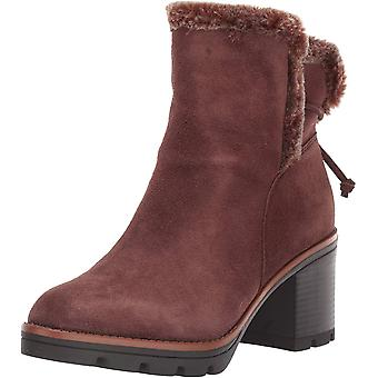 Naturalizer Women's Valene Ankle/Bootie Boot, Brown, 6.5M