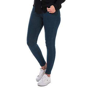 Women's Brave Soul Skinny Jeans in Blue