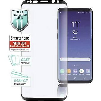 Hama 3D Full Screen 183442 Glass screen protector Compatible with (mobile phone): Samsung Galaxy A6 (2018) 1 pc(s)