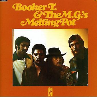Booker T. & the Mg's - Melting Pot [CD] USA import