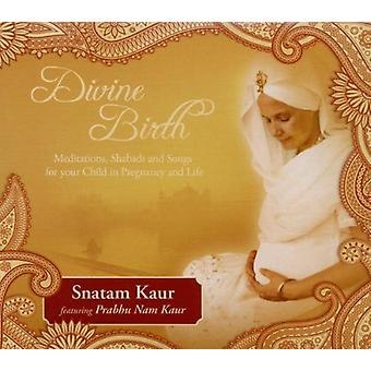 Snatam Kaur - Divine Birth [CD] USA import