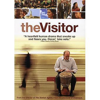 Visitor [DVD] USA import