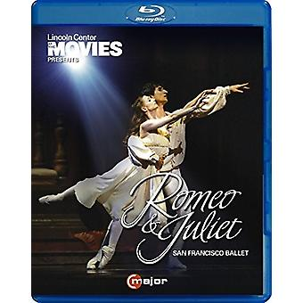 Prokofiev - Romeo & Juliet [Blu-ray] USA import