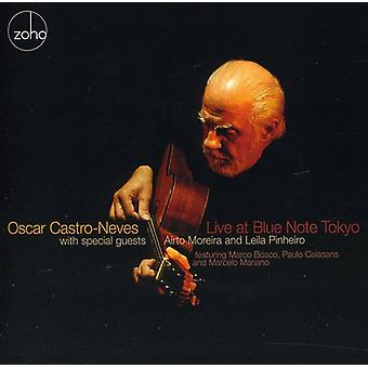 Oscar Castro-Neves - Live at Blue Note Tokyo [CD] USA import
